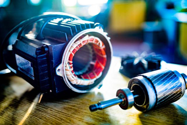 reparación y mantenimiento a motores electricos electrocontroles