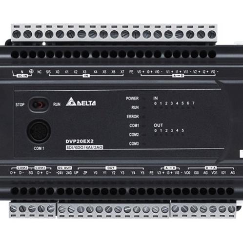CPU DVP DVP20EX200T