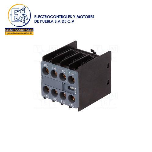 Bloque de contactos auxiliares 3RH2911-1FA22