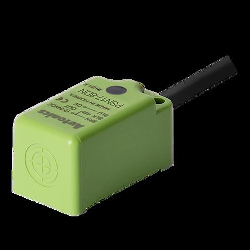 Sensor de proximidad tipo rectangular distancia de sensado PSN17-8DN