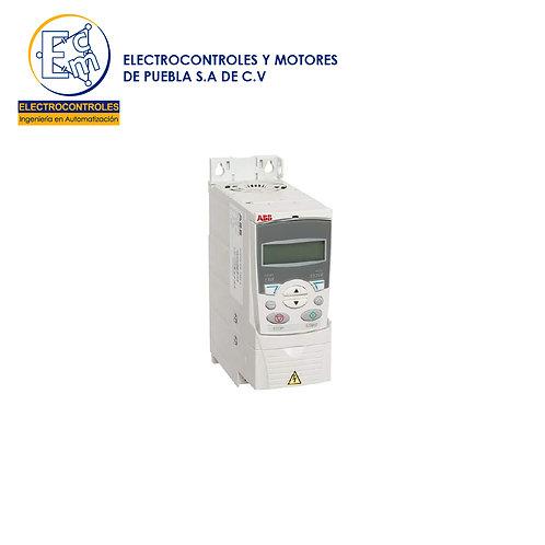 Convertidor de frecuencia ACS355-03E-03A3-4