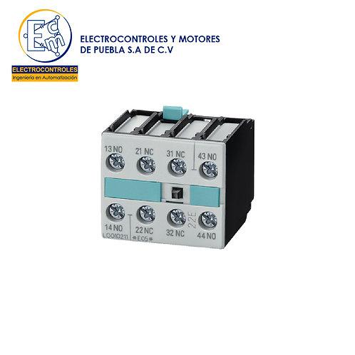 Bloque auxiliar del interruptor 3RH1921-1FA22