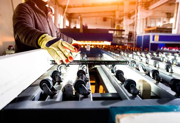 fabricación de banda transportadora electrocontroless