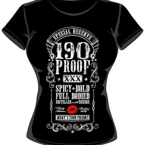 190 Proof Tee