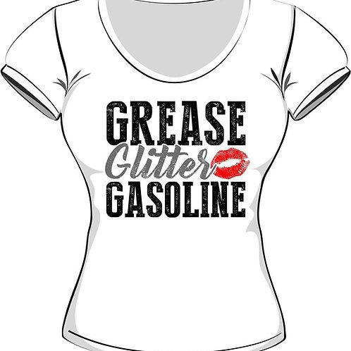Grease Glitter Gasoline