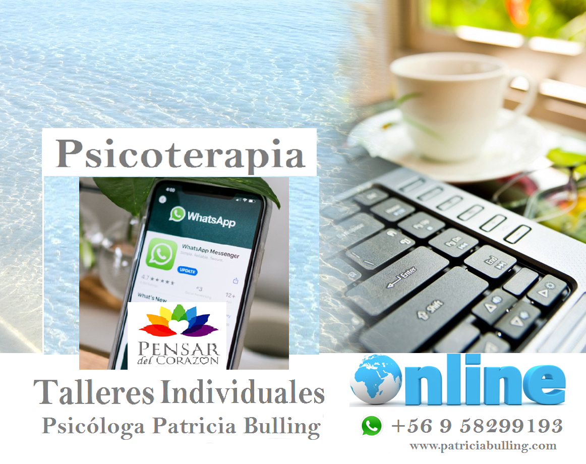 PSICOTERAPIA videollamadas