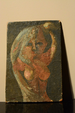 Berthon Buste femme