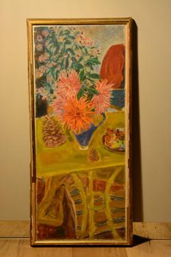 Fournier La table jaune