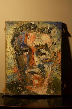 Berthon auto portrait 3