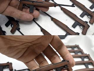1/6 Whitey Bulger M1A1 Carbine