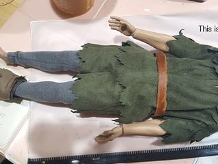 Prototype clothing (Peter Pan)