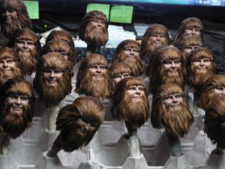 Hairing process #3