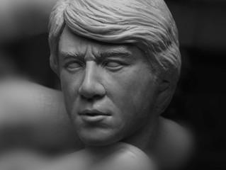 Jackie Chan W.IP Sculpt