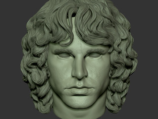 1/6 Jim Morrison - Digital Update
