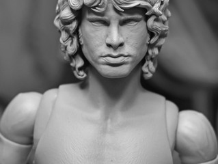 1/6 Jim Morrison - Print test