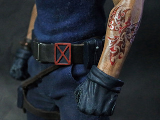 1/6 Special Ops. Cyke [Tattoo