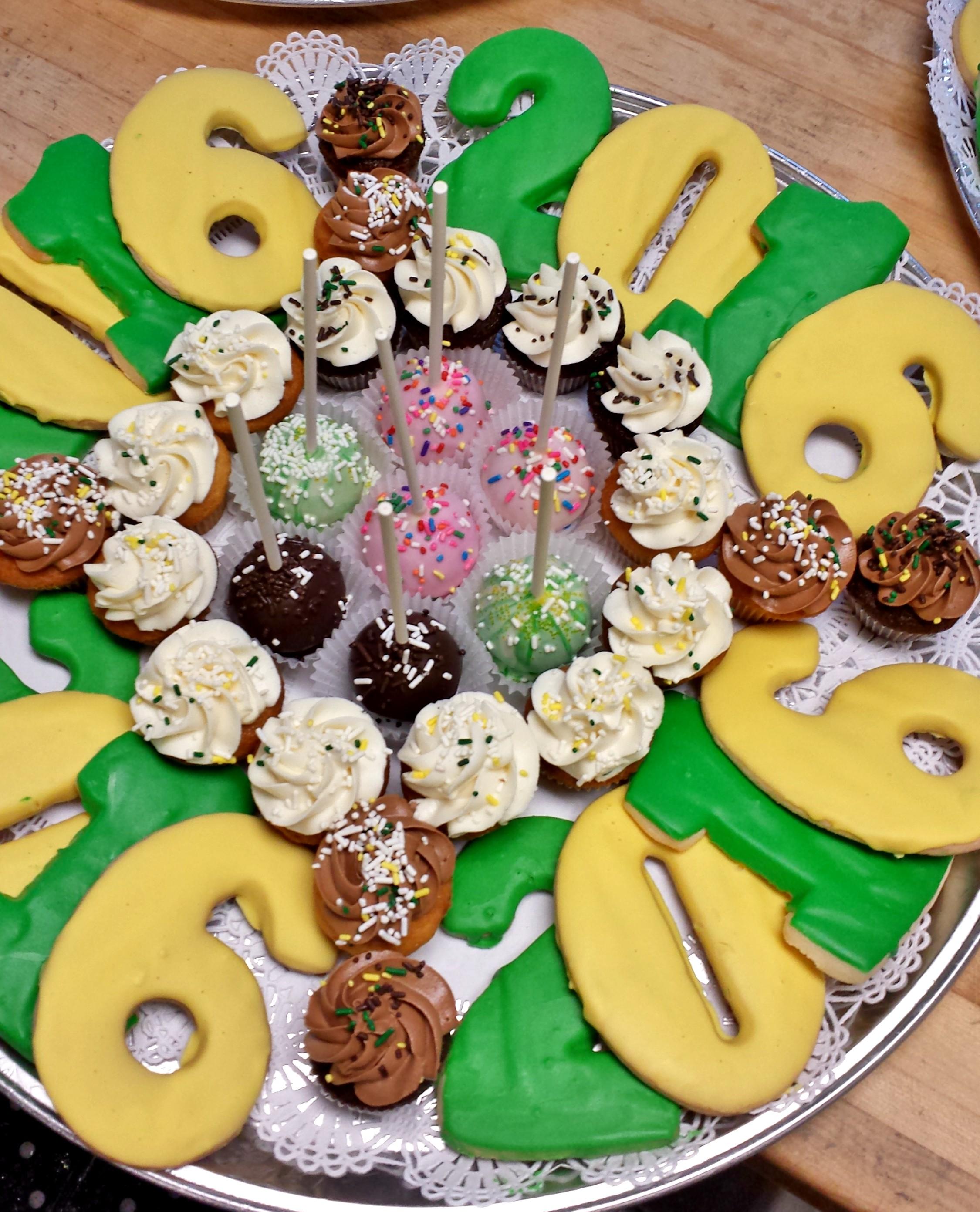 Custom Dessert Tray