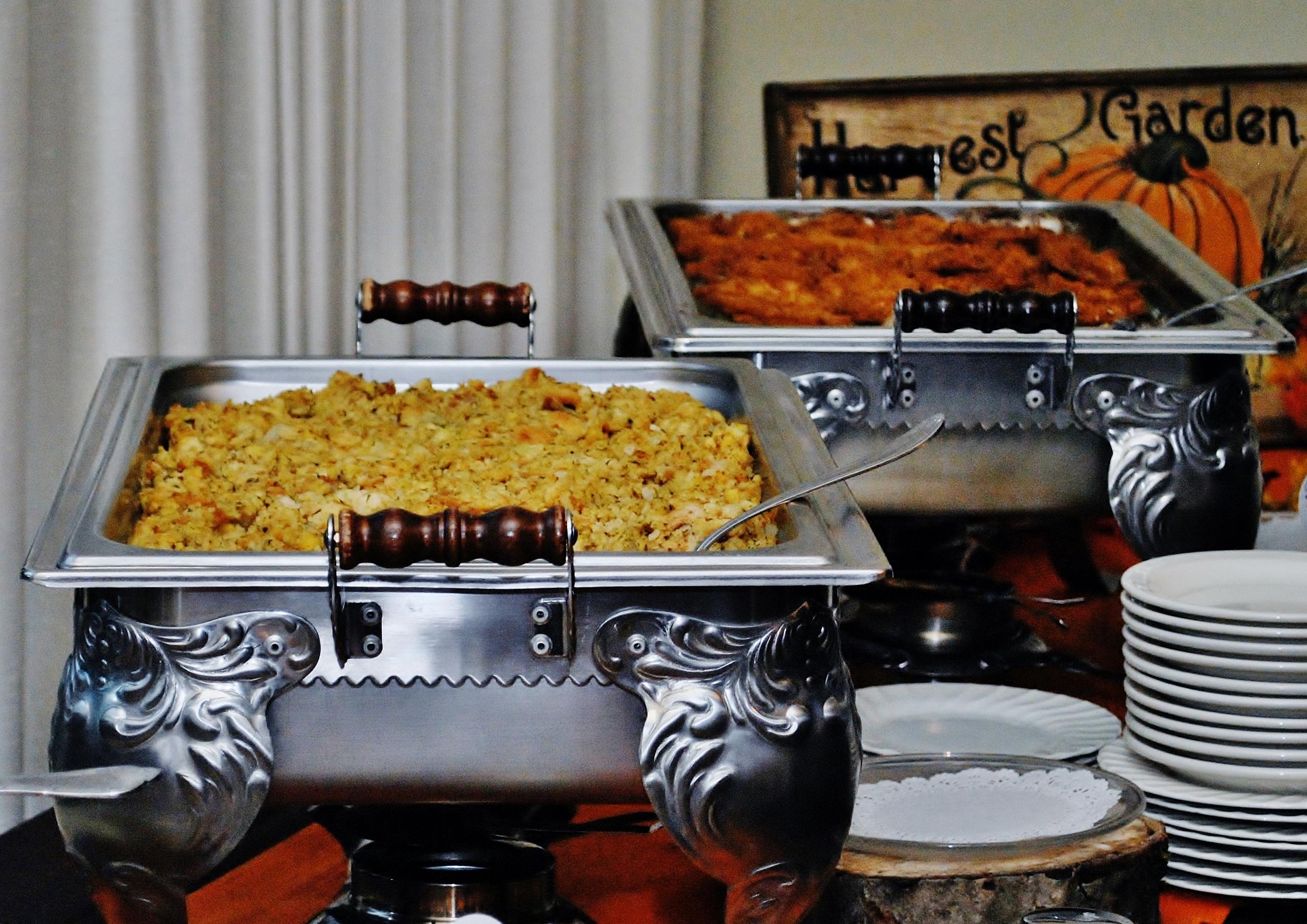 Autumn Themed Buffet
