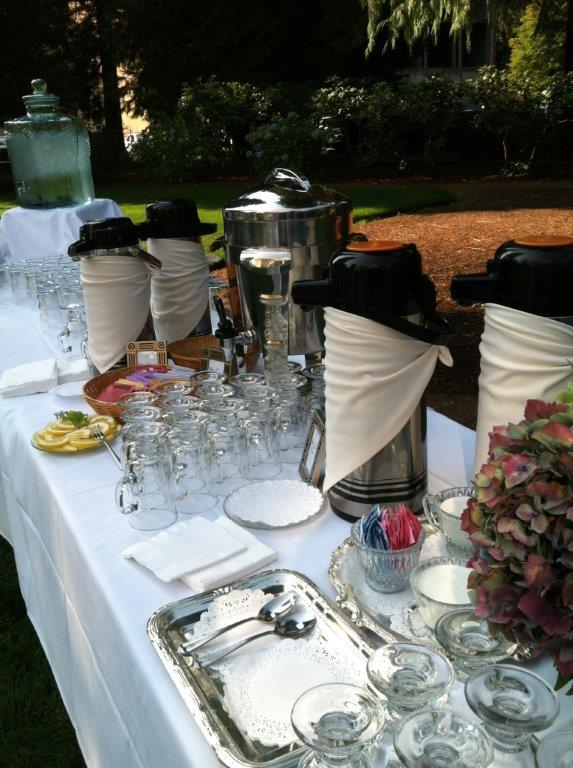 Coffee Table Display
