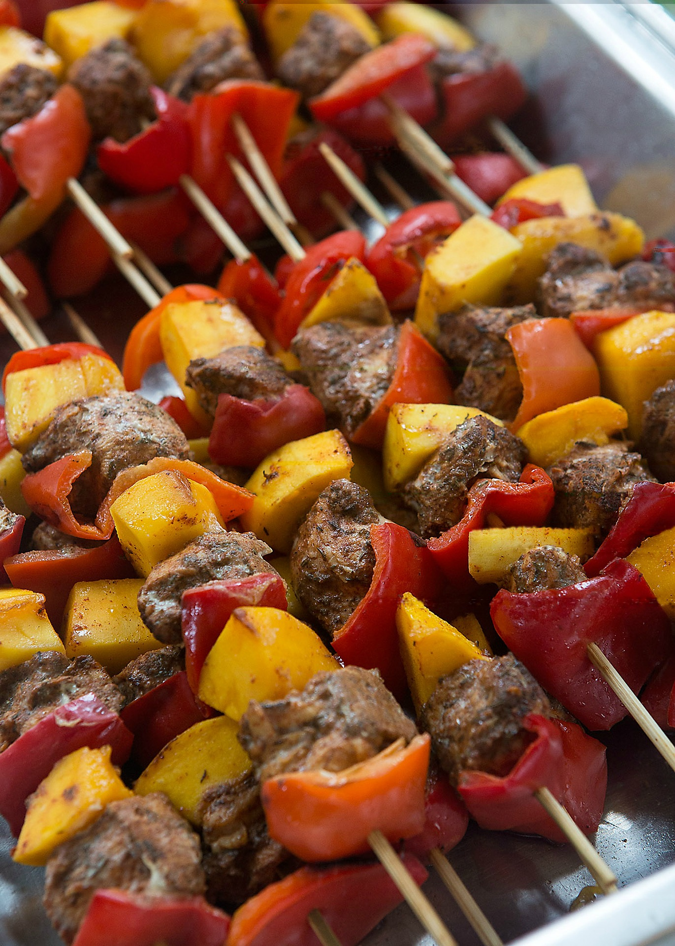 Steak Shish Kabobs