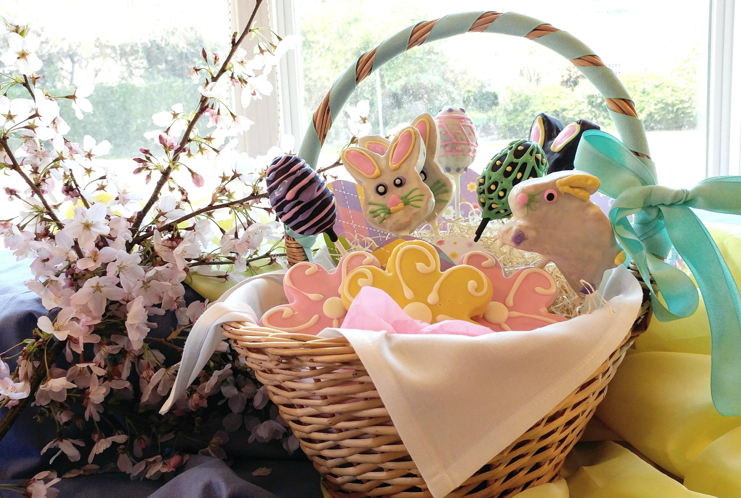 Upgrade your Easter basket!