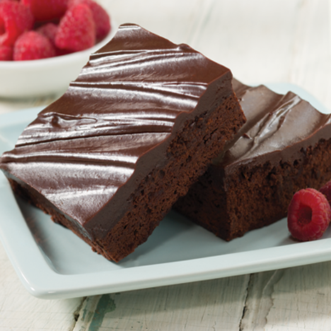 Chocolate Chocolate Brownie