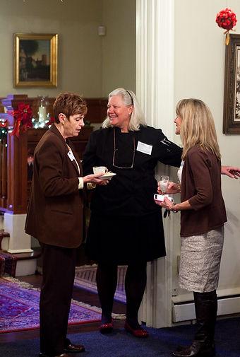Elyse & Guests