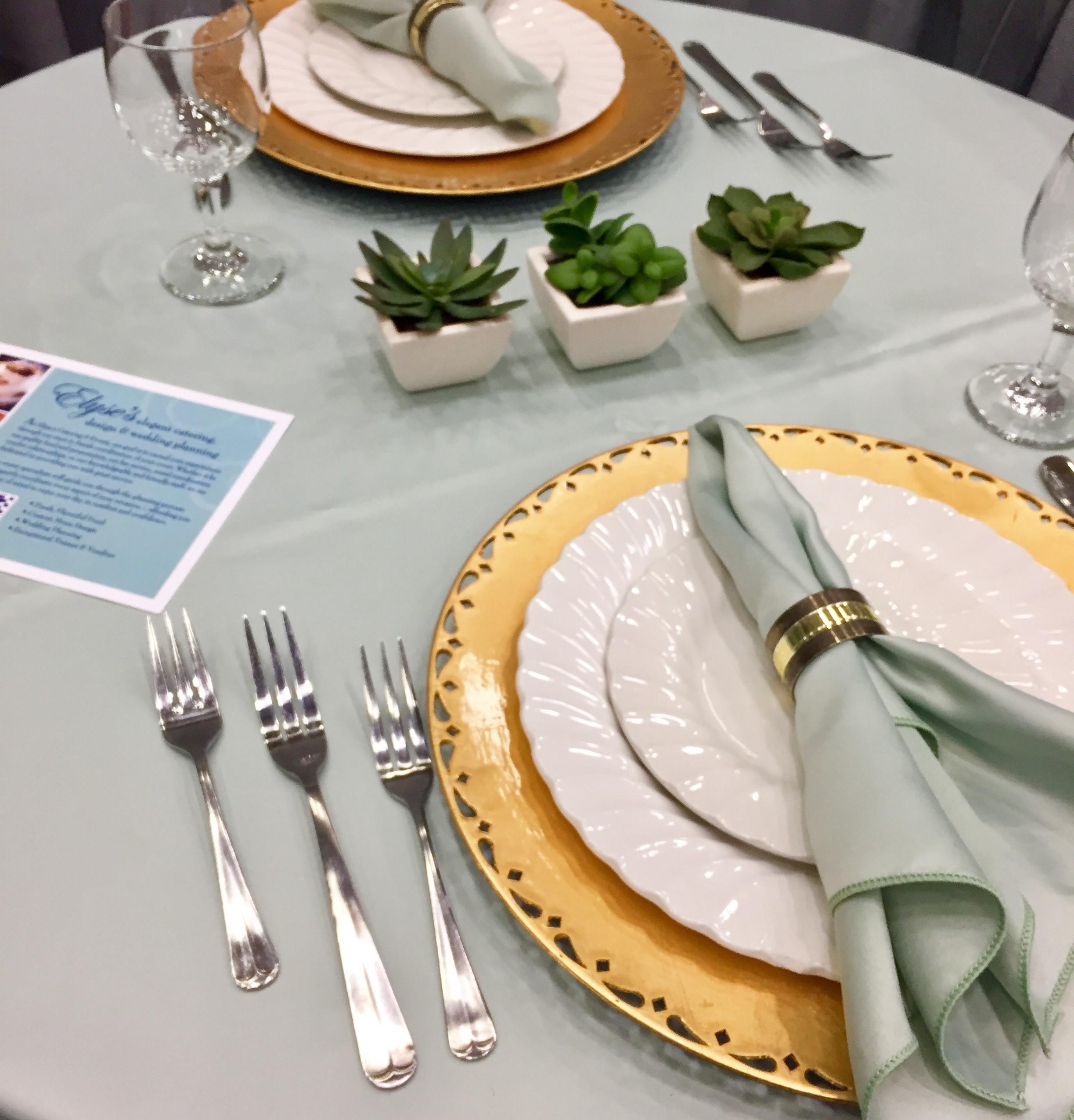 Sage Table Display