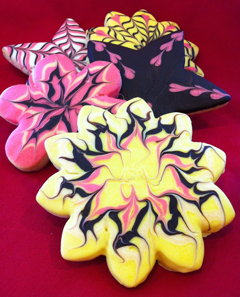Jumbo Decorated Shortbreads