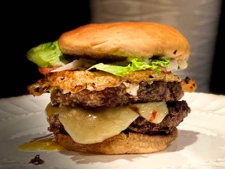 Break the Rules; Have a Burger. (And Still Get Ripped!)