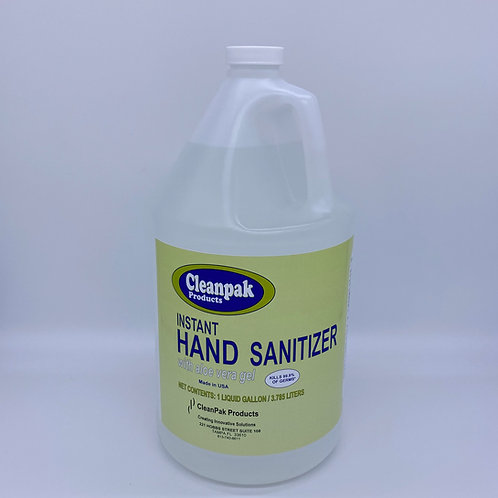 CleanPac Hand Sanitizer Gel