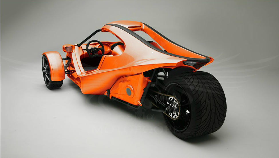 Venom SS Orange 1