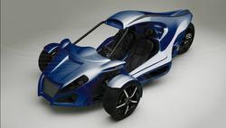 Venom SS Blue 1