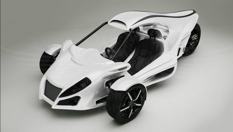 Venom SS White 1