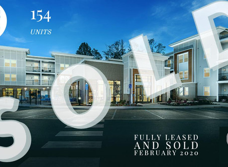 Echo Park Bloomington - Fully Leased and Sold!