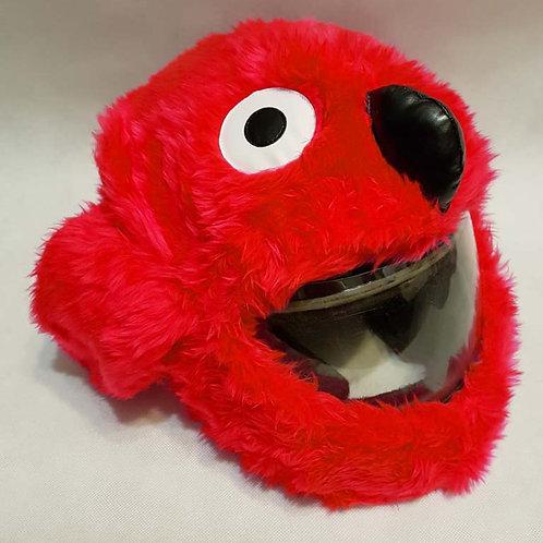 Plüsch Hund rot