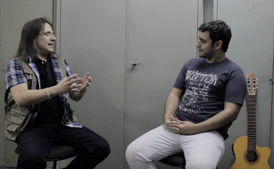 Entrevista André Matos