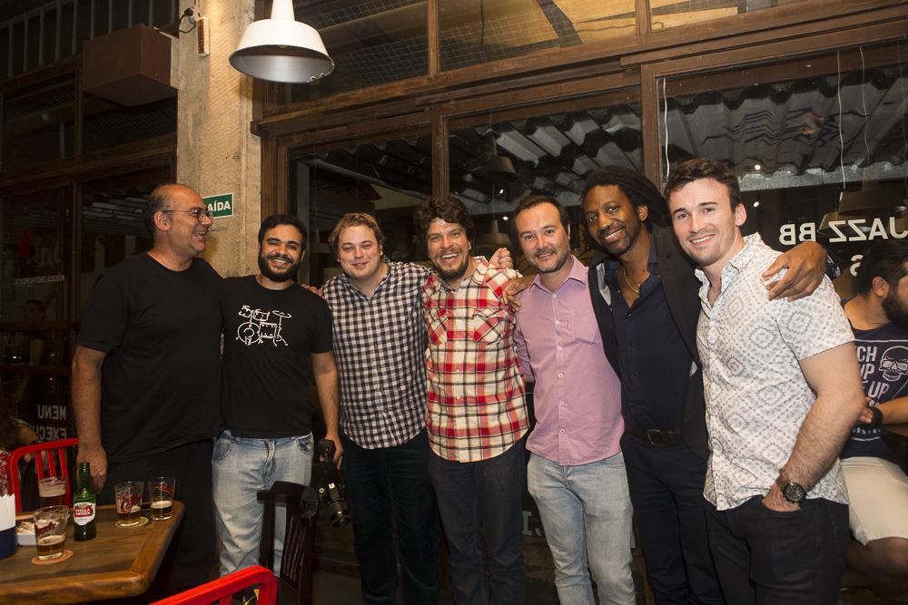 Jazz brasileiro e americano em SP
