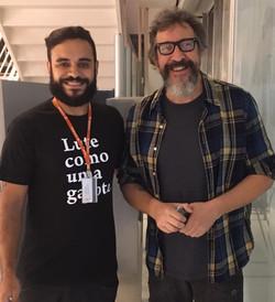 Itaú Cultural - Luiz Thunderbird