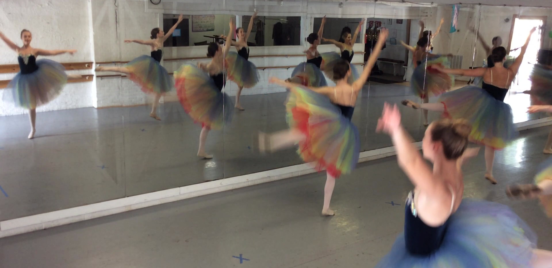 29 Advanced Ballet Thursday.MOV