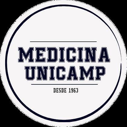 """Botton """"Medicina UNICAMP"""""""