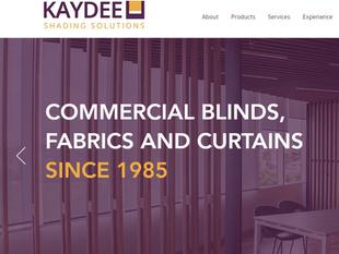 Kaydee launch brand new website!