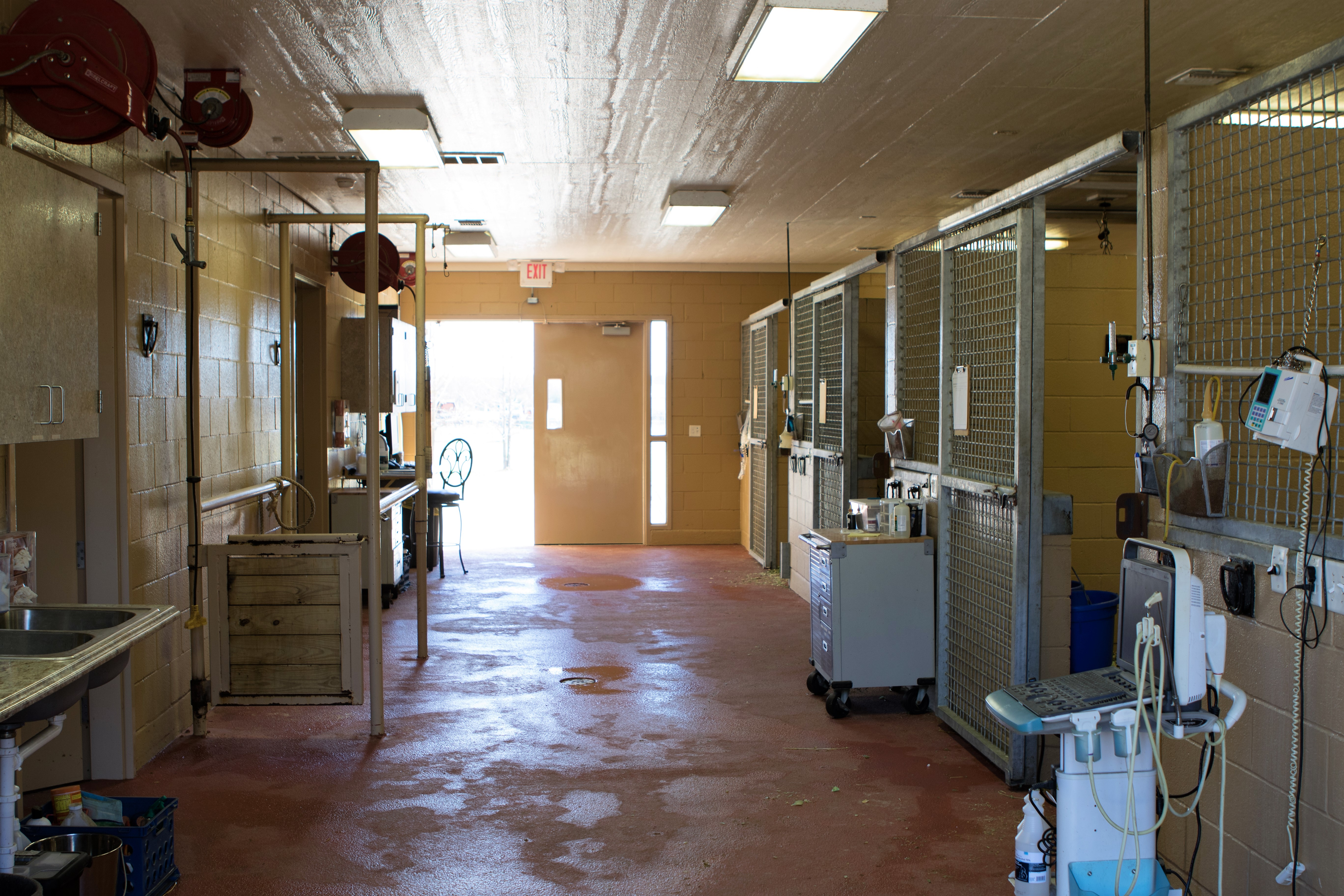 ICU Stalls