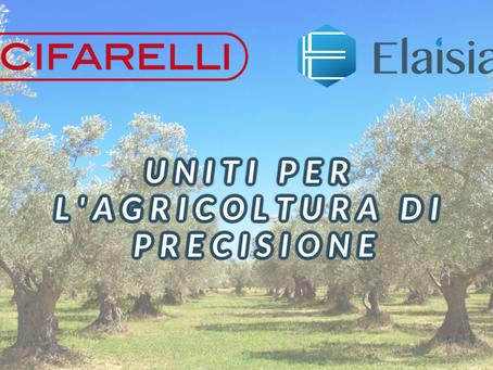 Cifarelli ed Elaisian per Agricoltura 4.0