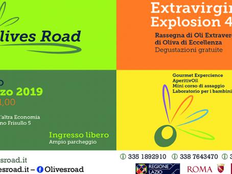 Extravirgin Explosion 4 - Rassegna di Oli Extravergini di Oliva di Eccellenza