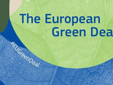 Il Green Deal o Patto verde Europeo
