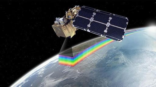 Immagini satellitari per l'agricoltura