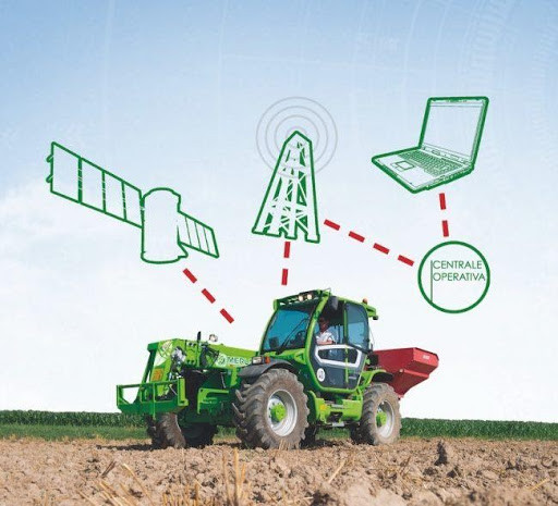 macchine agricole connesse