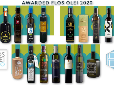 Flos Olei Tour in Rome 2020