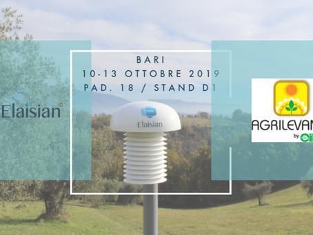 Agrilevante 2019... l'agricoltura mediterranea in un unico evento!